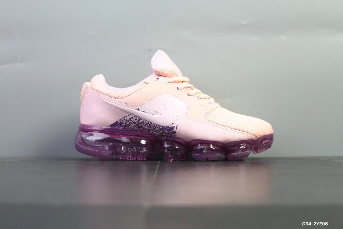 Nike Shoes Cheap Nike Air VaporMax 2018 CS Womens Purple Pink On VaporMaxRunning