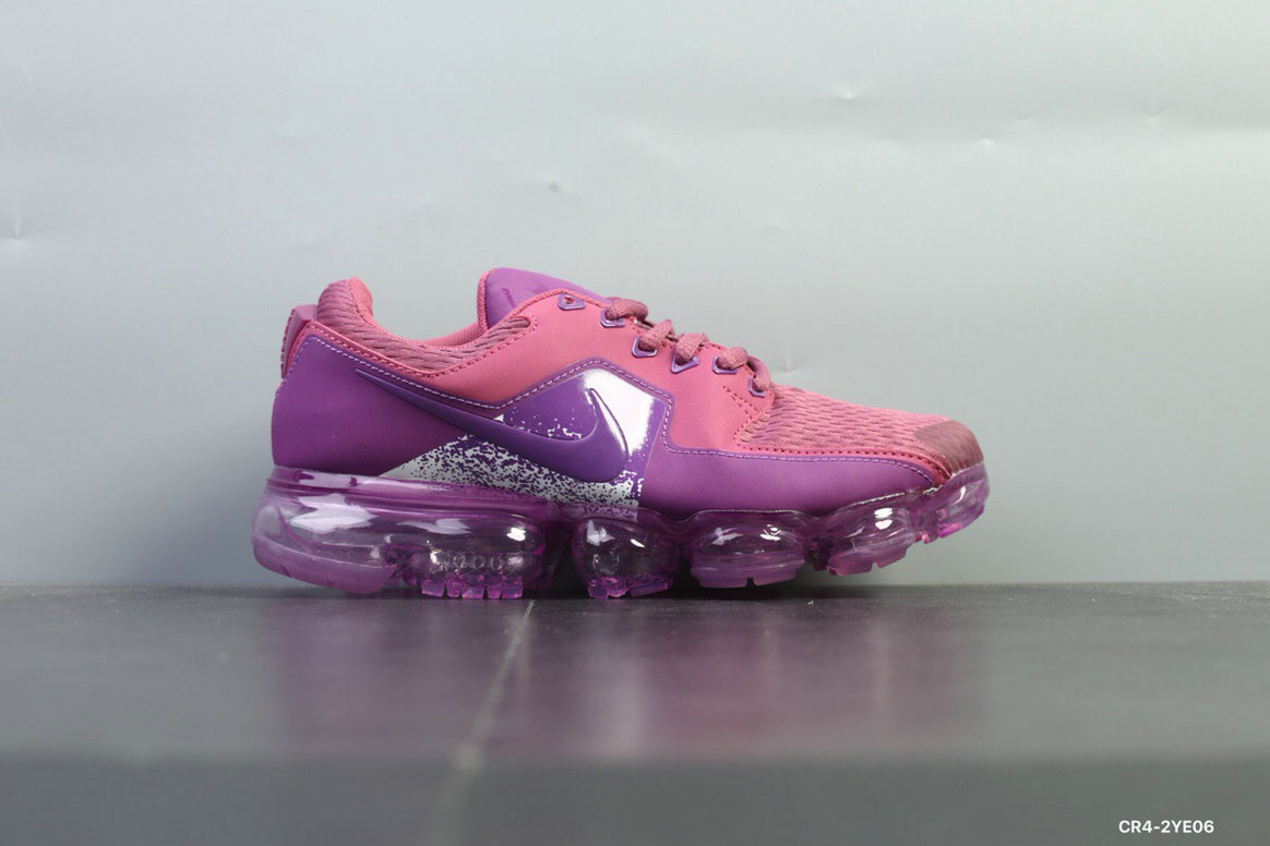 Nike Shoes Cheap Nike Air VaporMax 2018 CS Womens Purple Rose Pink On VaporMaxRunning