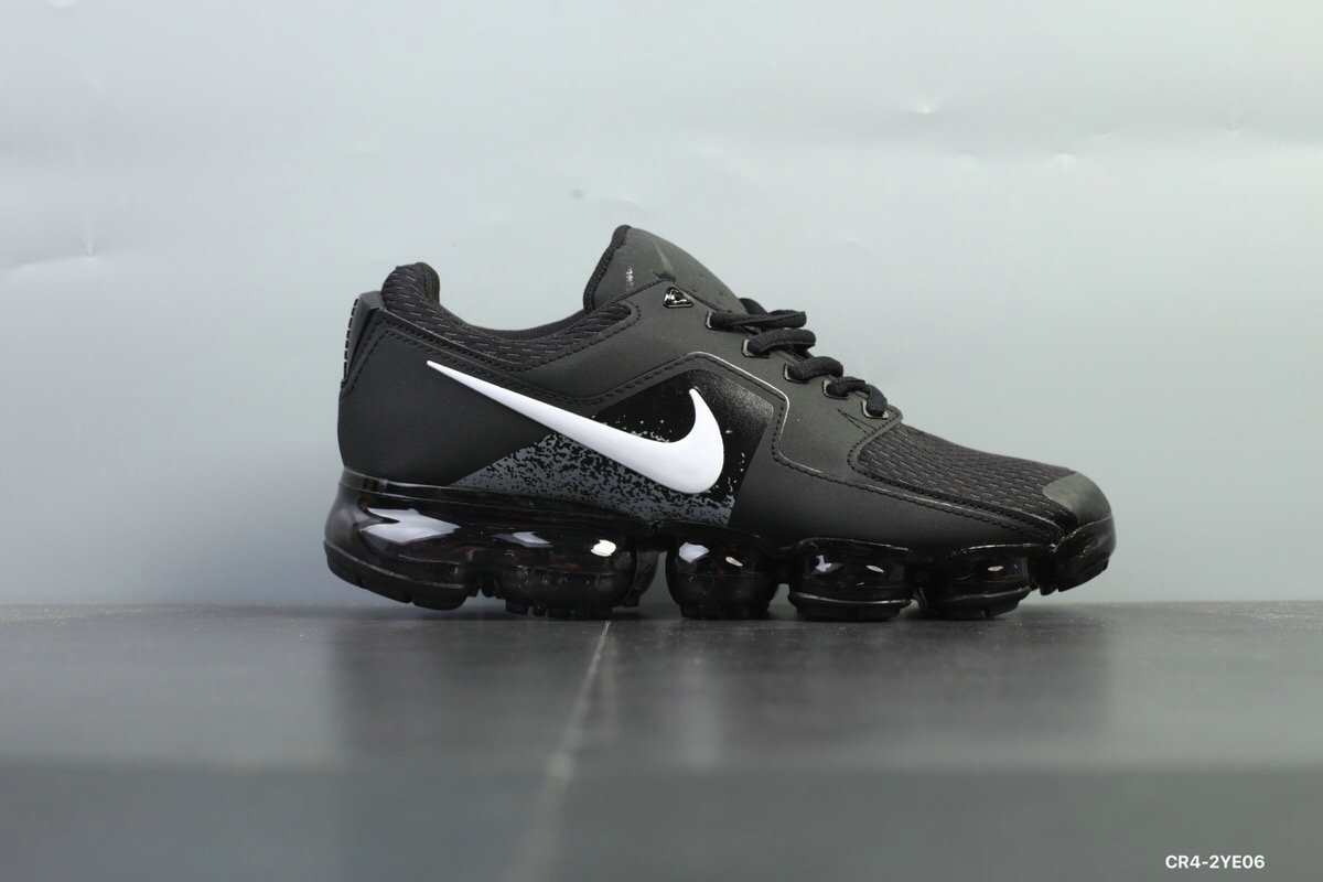 Nike Shoes Cheap Nike Air VaporMax 2018 CS Womens White Black On VaporMaxRunning