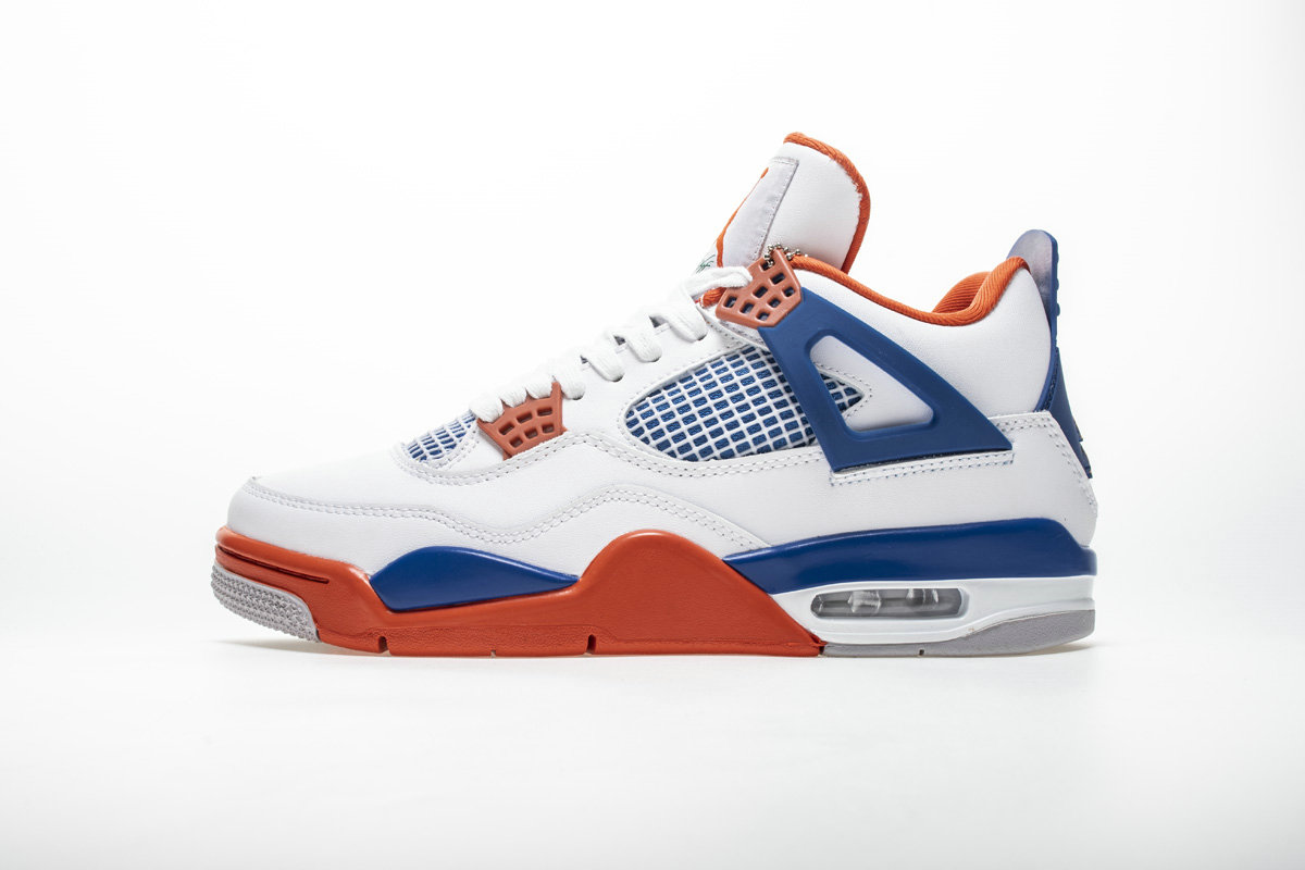2019 Where To Buy Cheap Nike Air Jordan 4 Retro Knicks Shoes Best Price 308497-171 On VaporMaxRunning