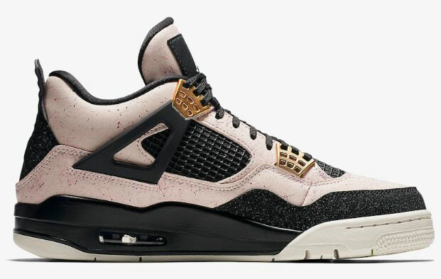 2019 Where To Buy Cheap Nike Air Jordan 4 Retro Silt Red Splatter Black-Phantom-Volt AQ9129-601 On VaporMaxRunning