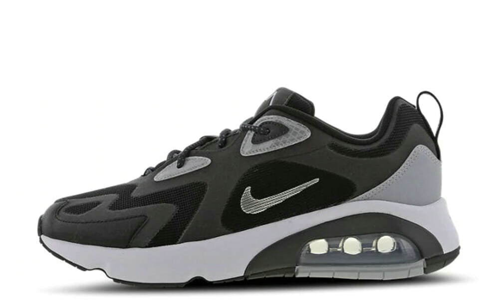 2019 Where To Buy Cheap Nike Air Max 200 Black White BV5485-008 On VaporMaxRunning