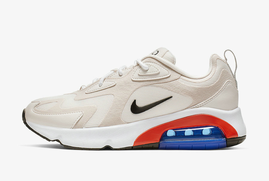 2019 Where To Buy Cheap Nike Air Max 200 Desert Sand AT6175-100 On VaporMaxRunning