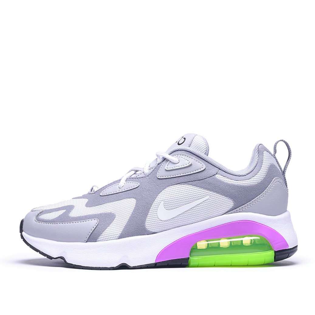 2019 Where To Buy Cheap Nike Air Max 200 Pure Platinum AT6175-002 On VaporMaxRunning