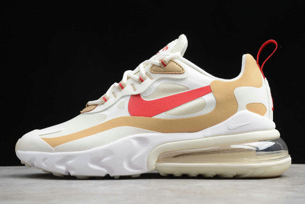 Where To Buy 2019 Wmns Nike Air Max 270 React Equestrian AT6174-700 On VaporMaxRunning
