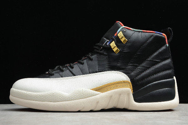 Where To Buy 2020 Air Jordan 12 Retro Chinese New Year CI2977-006 For Sale On VaporMaxRunning