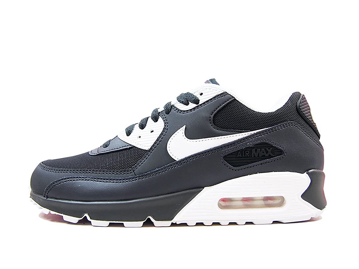 2020 Cheap Nike Air Max 90 Essential Anthracite White 537384-089 On VaporMaxRunning