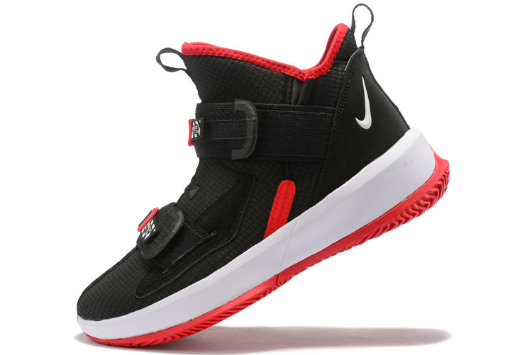 Where To Buy 2020 Nike LeBron Soldier 13 Bred AR4228-003 For Sale On VaporMaxRunning