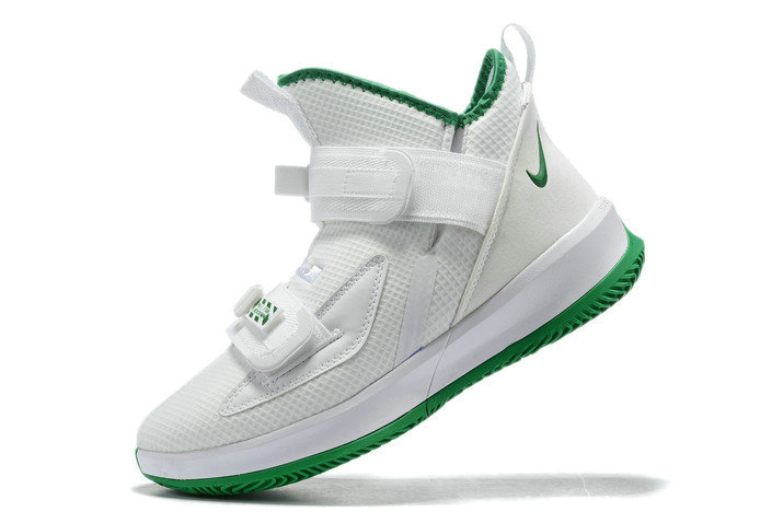 Where To Buy 2020 Nike LeBron Soldier 13 SVSM White Multi-Color For Sale On VaporMaxRunning