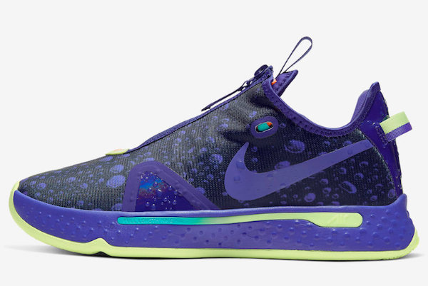 Where To Buy 2020 Nike PG 4 Gatorade Regency Purple CD5078-500 On VaporMaxRunning