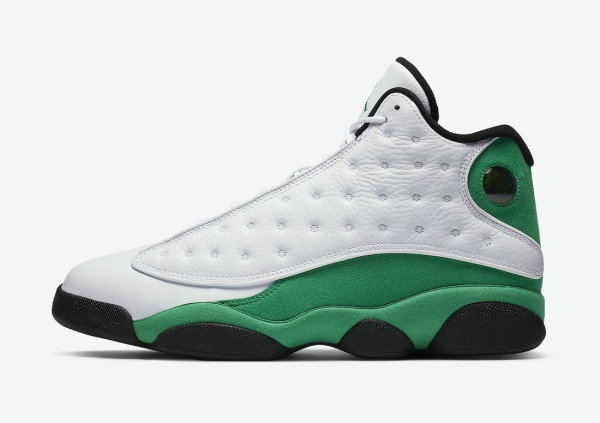 2021 Cheap Nike Air Jordan 13 Lucky Green DB6537-113 On VaporMaxRunning