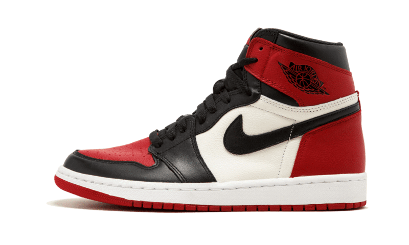 2021 Where To Buy Cheap Nike Air Jordan 1 Retro High OG Chicago Bred Toe 555088-610 On VaporMaxRunning