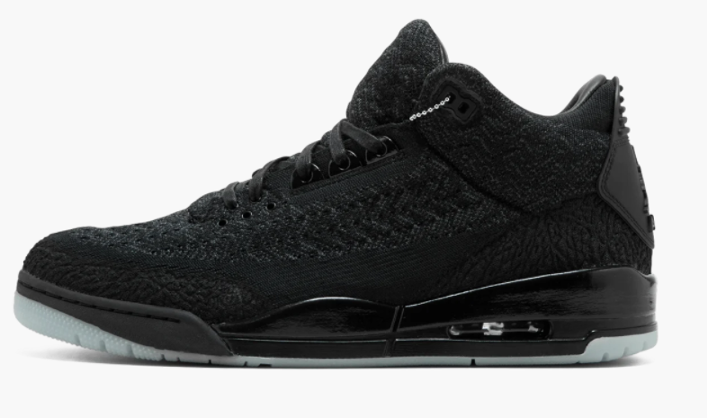 2021 Where To Buy Cheap Nike Air Jordan 3 Retro Flyknit Black Cat AQ1005-001 On VaporMaxRunning