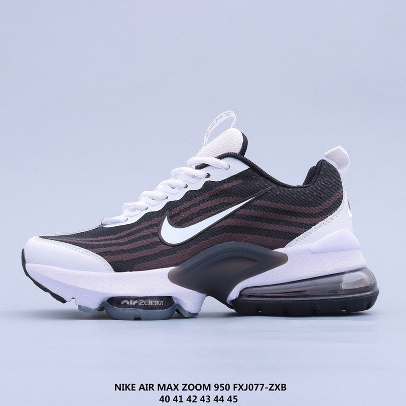 2021 Where To Buy Cheap Nike Air Max 950 Brown White Black On VaporMaxRunning