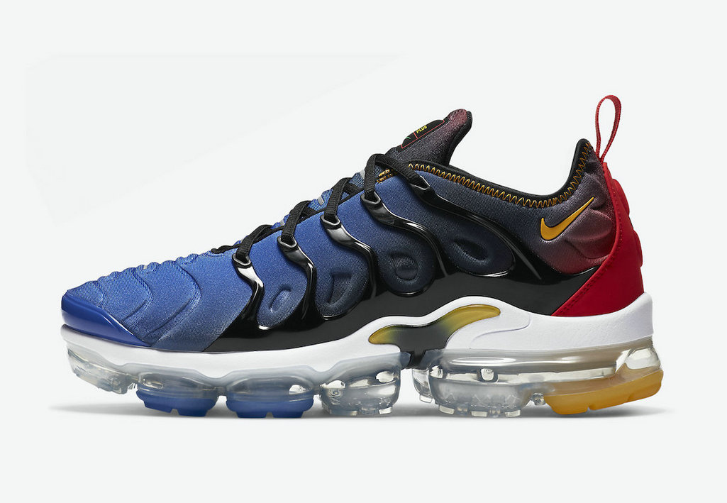 2021 Where To Buy Cheap Nike Air VaporMax Plus Superman DC1476-001 On VaporMaxRunning