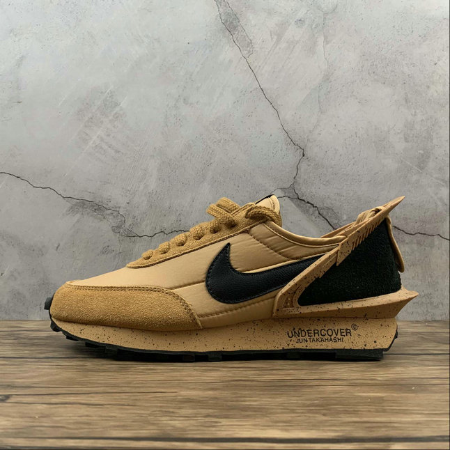 2021 Where To Buy Cheap Nike Dbreak Undercover Wheat Dark Mocha Bleat Moka Fonce CJ3295-204 On VaporMaxRunning