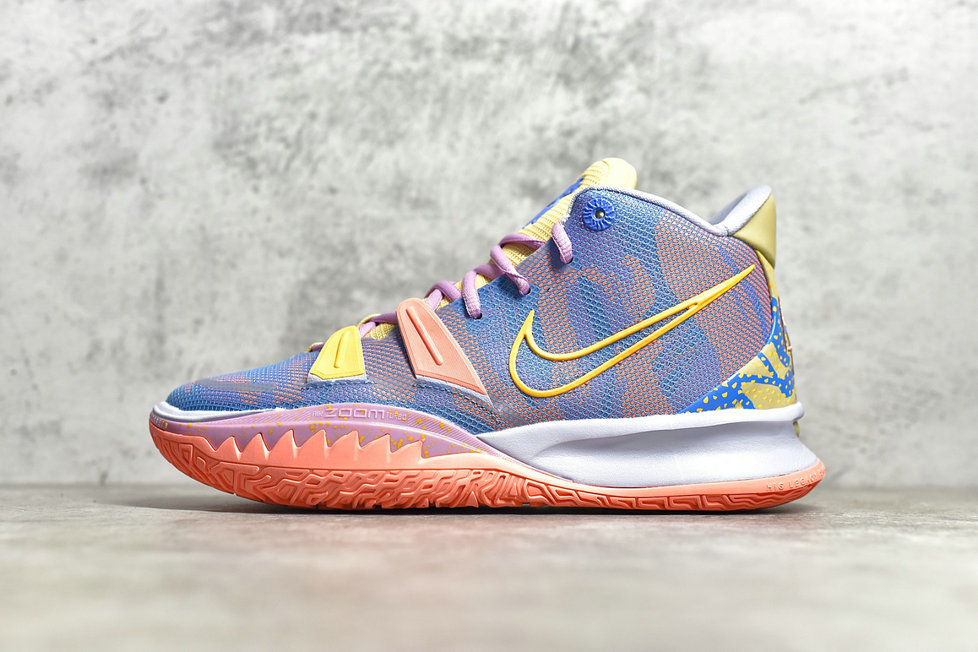 2021 Where To Buy Cheap Nike Kyrie 7 Expressions DC0589-003 On VaporMaxRunning