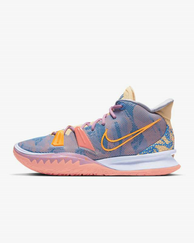 2021 Where To Buy Cheap Nike Kyrie 7 Preheat Expressions DC0588-003 On VaporMaxRunning