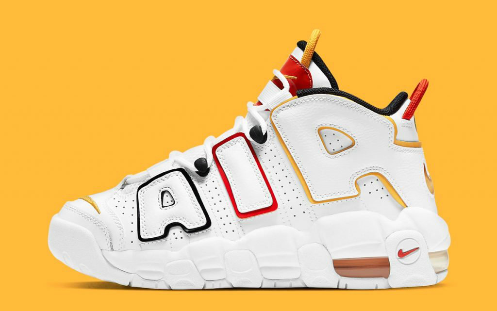 2021 Where To Buy Womens Cheap Nike Air More Uptempo Roswell Rayguns DD9223-100 On VaporMaxRunning