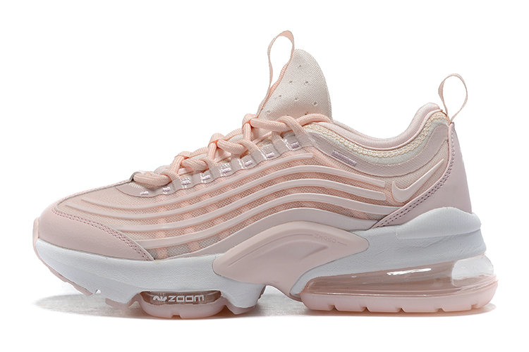 2021 Womens Cheap Nike Air Max ZOOM 950 Pink White On VaporMaxRunning