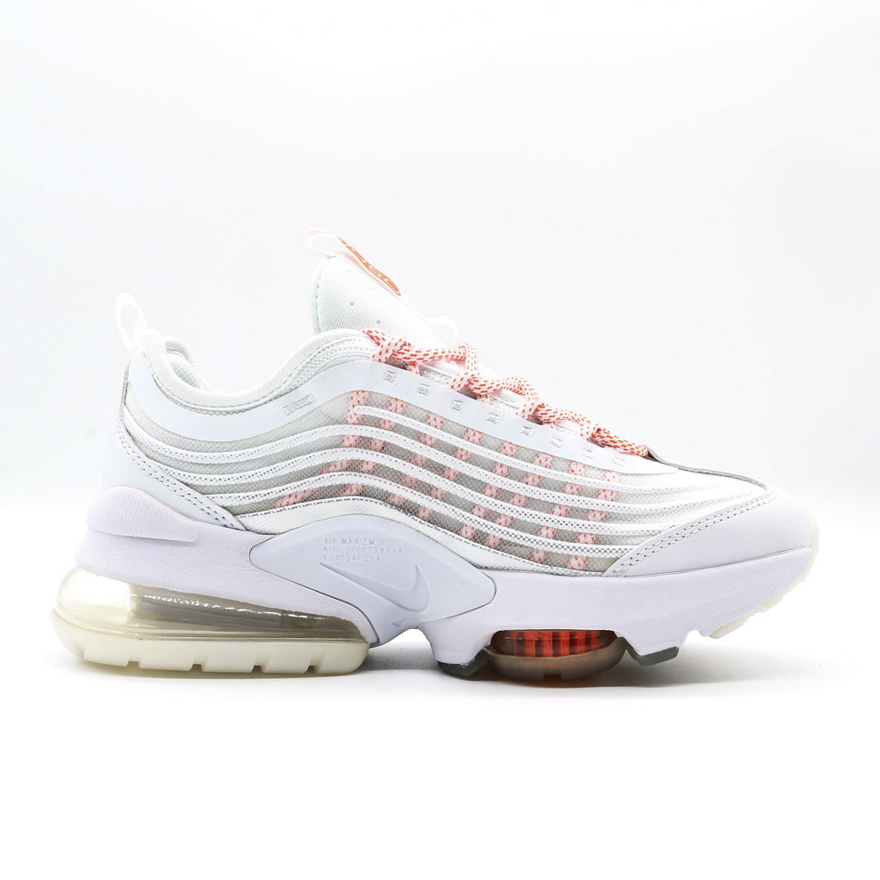 2021 Womens Cheap Nike Air Max ZOOM 950 White Pink On VaporMaxRunning