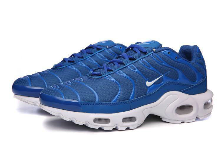 pretty nice 35630 eba88 Air Maxs Cheap Nike Air Max TN Plus Royal Blue White On VaporMaxRunning