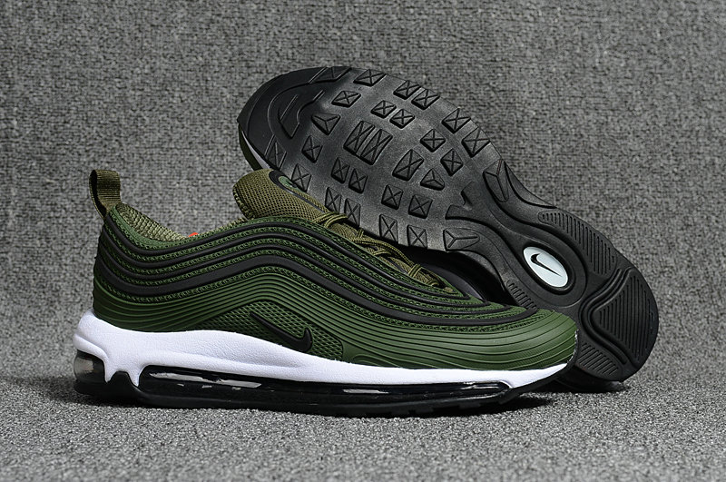 best service d522f e00a8 Air Maxs Nike Cheap Nike Air Max 97 Ultra 17 Army Green ...