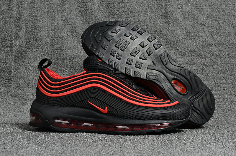 cheaper 55bbb 3de42 Air Maxs Nike Cheap Nike Air Max 97 Ultra 17 Red Black On ...