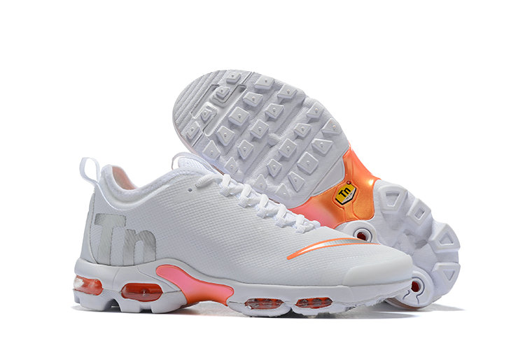 Cheap Air Max Plus TN Ultra SE Orange White Orange On VaporMaxRunning