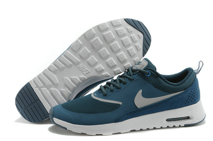 Cheap Air Max Thea Cyan Blue White On VaporMaxRunning