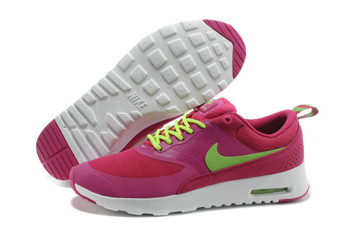 Cheap Air Max Thea Purple Red Green On VaporMaxRunning