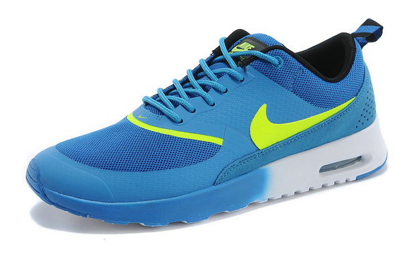 Cheap Air Max Thea Sky Blue Green On VaporMaxRunning