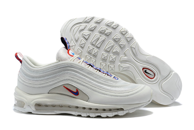 Nike Air Max 97 Triple White Trainer Outlet | Nike air max