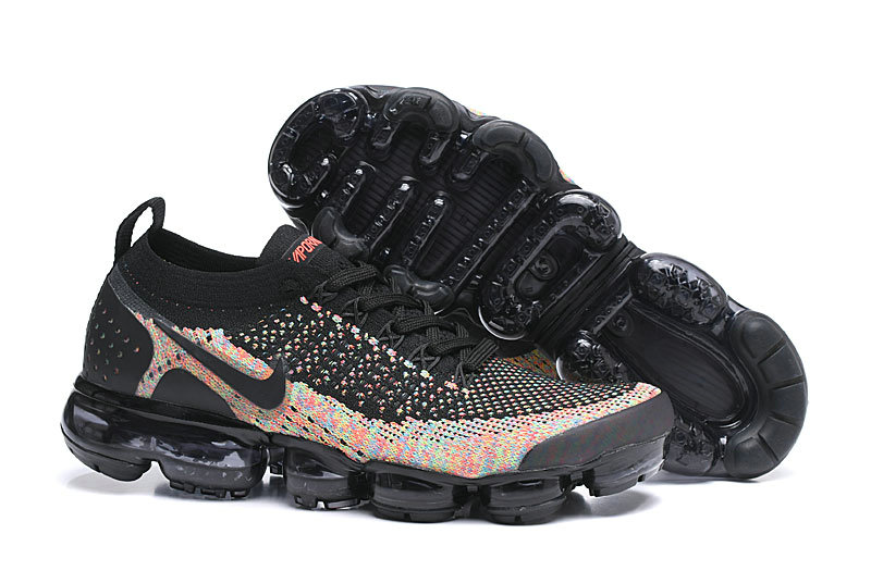 Cheap Classic Multi-Color Appears On The Nike Vapormax Flyknit 2.0 On VaporMaxRunning