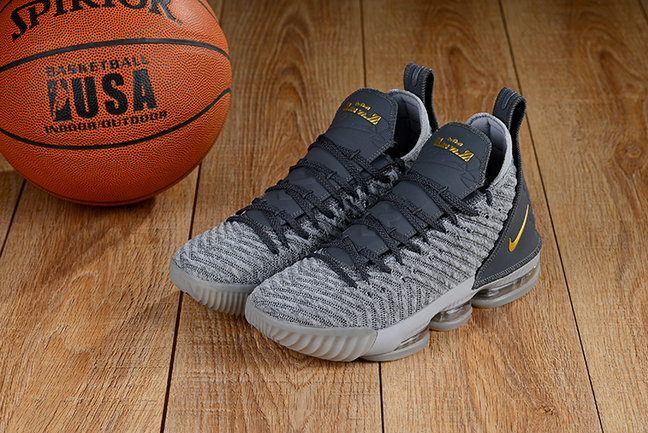 Cheap Lebron 16 Shoes Wolf Grey