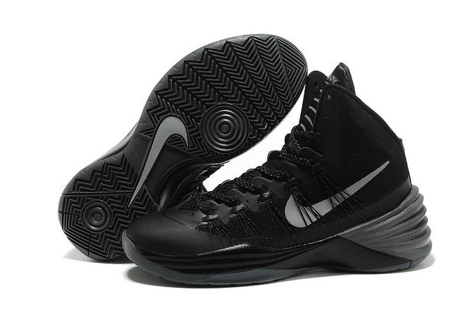 Cheap Lebr On Hyperdunk 2013 Black GreyOn VaporMaxRunning