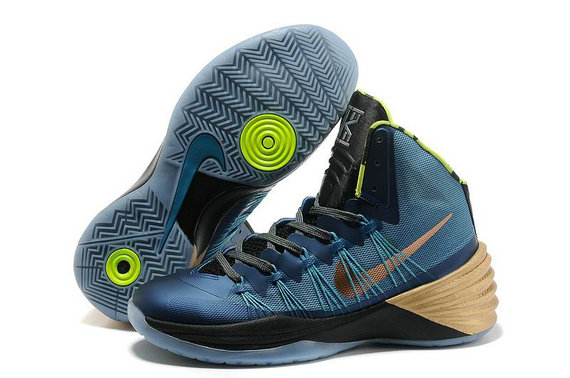 Cheap Lebr On Hyperdunk 2013 Gold Black BlueOn VaporMaxRunning