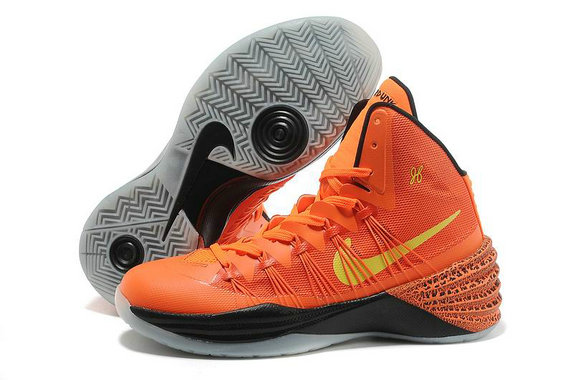 Cheap Lebr On Hyperdunk 2013 Orange Black YellowOn VaporMaxRunning