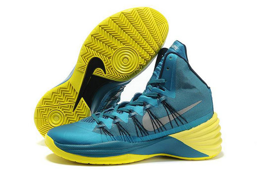 Cheap Lebr On Hyperdunk 2013 Yellow Blue BlackOn VaporMaxRunning