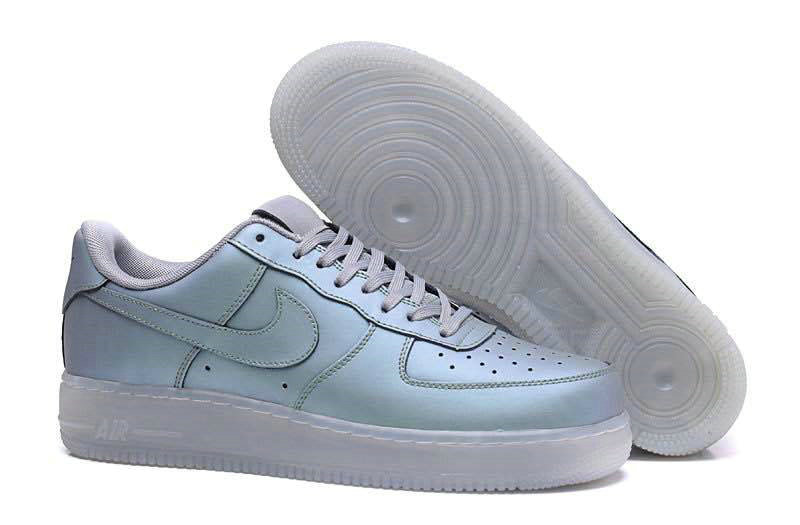 Cheap Nike Air Force 1 07 LV8 Low Womens Blue White On VaporMaxRunning