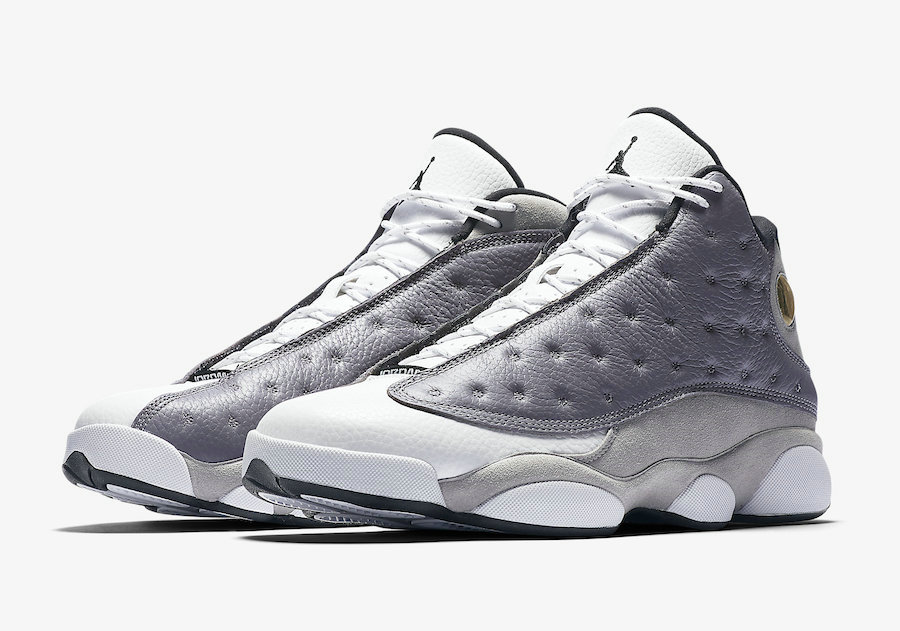 Cheap Nike Air Jordan 13 414571-016 Atmosphere Grey White-University Red-Black On VaporMaxRunning