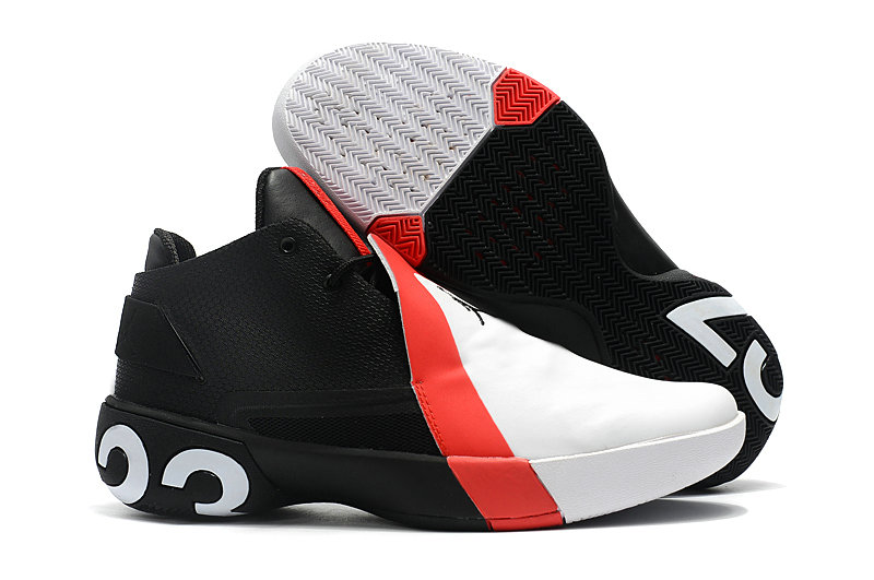 Cheap Nike Air Jordan Ultra Fly 3 Black Red White