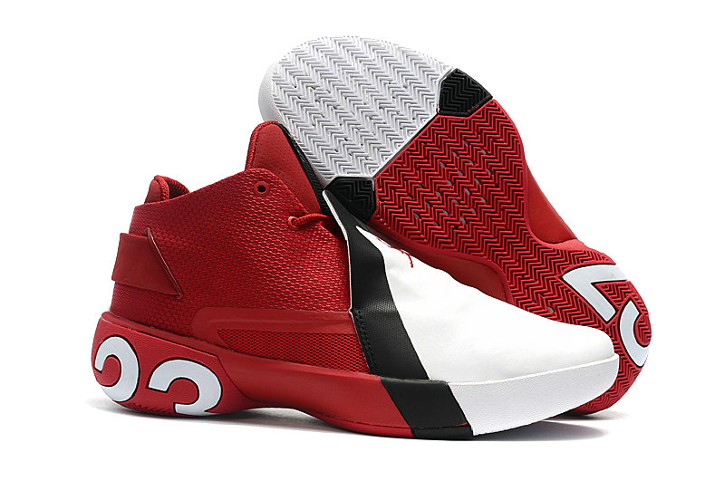 Cheap Nike Air Jordan Ultra Fly 3 University Red White Black