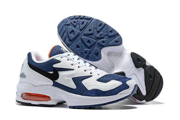 Cheap Nike Air Max 2 Light Blue White Black