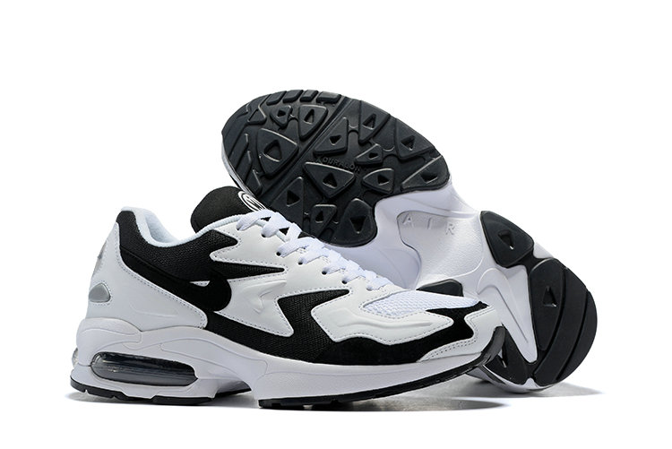 Cheap Nike Air Max 2 Light White Black