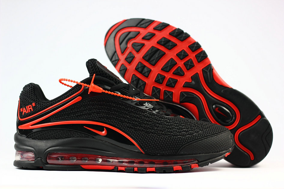 Cheap Nike Air Max 2019 Running Shoes University Red Black