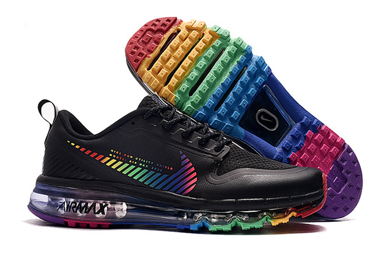 Cheap Nike Air Max 2020 Be True Black Multicolor On VaporMaxRunning
