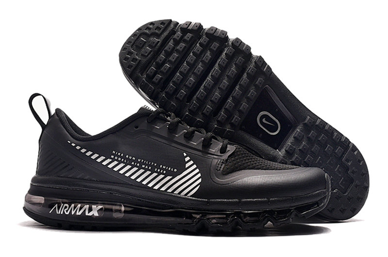 Cheap Nike Air Max 2020 Black White On VaporMaxRunning