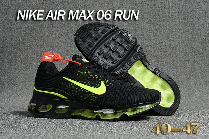 Cheap Nike Air Max 360 Running Green Black On VaporMaxRunning