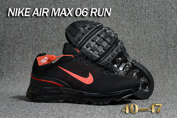Cheap Nike Air Max 360 Running Orange Black On VaporMaxRunning